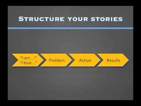 BehavioralInterview Tips Structure Your Stories - YouTube