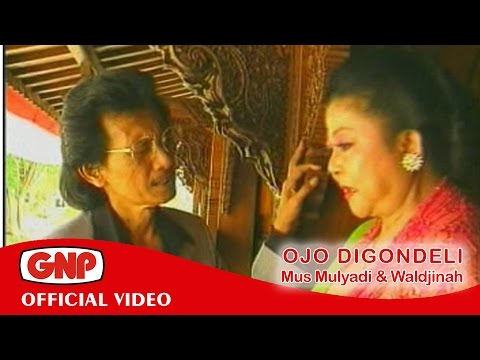 Oji Digondeli - Waldjinah & Mus Mulyadi