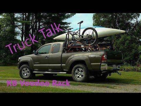 truck talk kb voodoo rack youtube
