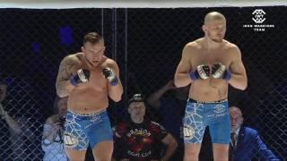 IWT TV #4  Sochaczew (Dragon Fight Club) vs - Gdynia (Fight Gym Gdynia) Iron Warriors Team