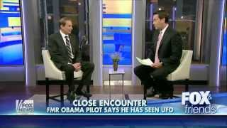 Pilot who flew Obama talks with FOX News on UFO Encounter!(Last month, a pilot who flew for President Obama during his 2008 campaign wrote an article about an incredible UFO sighting he had in 1989. We covered it in ..., 2015-05-19T03:18:19.000Z)