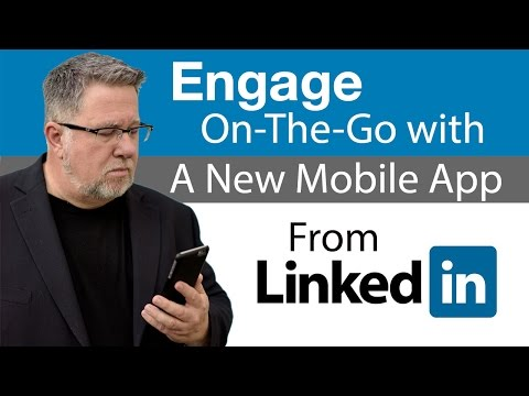 LinkedIn App for Mobile, A First Look