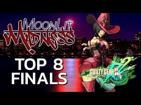 [GGXRD Rev 2] Top 8 Finals - Moonlit Madness @ Next Level