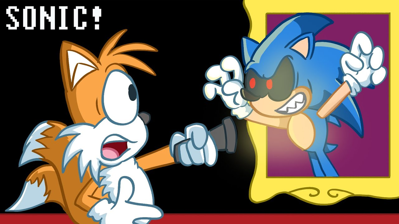 SONIC.EXE Found Tails - Movie Trailer