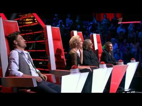 Stevie Wonder  Isn't She Lovely voice auditions