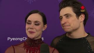 Farewell to Tessa Virtue and Scott Moir