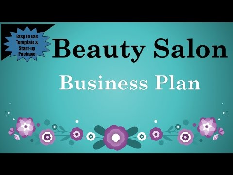 Beauty salon business plan doovi for A salon business plan