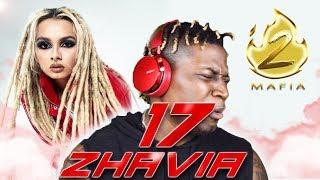 Zhavia - 17 (Women Crush Wednesday)  2LM Reaction