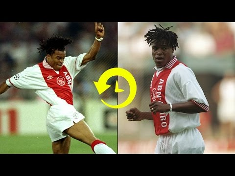When They Were Young: Edgar Davids (Age 19-22)
