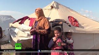Битва за Мосул  жители бегут из города от террористов и авиаударов коалиции