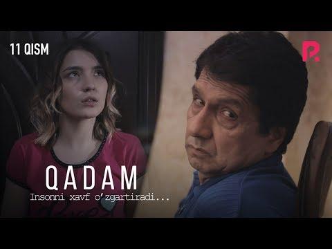 Qadam (o'zbek serial) | Кадам (узбек сериал) 11-qism