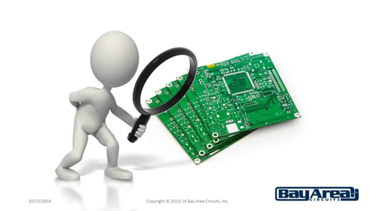 Bare Printed Circuit Board Electrical Tests Basics - YouTube