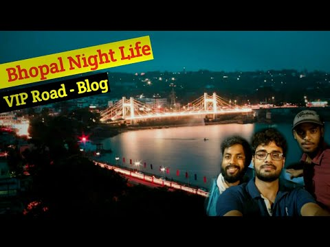 Bhopal Night Life After 5 months vBlog || Lockdown over in Bhopal