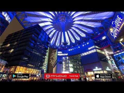 Potsdamer Platz – Sonycenter – Berlin – Audio guide – MyWoWo Travel App