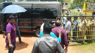 The Great Father | Mass Entry | Mammooty | location
