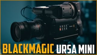Blackmagic URSA Mini Review