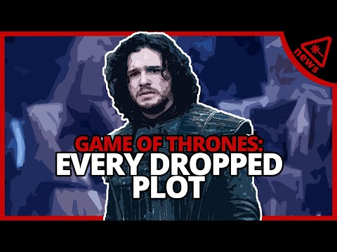 30 Plots That Game Of Thrones Dropped (Nerdist News W/ Dan Casey)