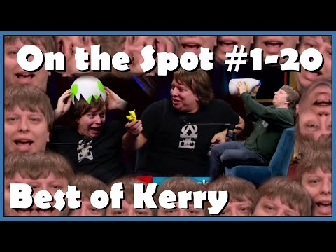 On the Spot - Best of Kerry 1-20