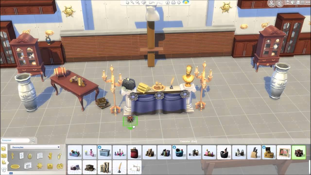 how to stop object fade sims 4