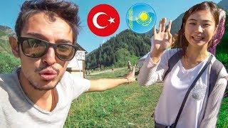 Kazaklar Türkiye Hakkında Ne Düşünüyor? (KAZAKÇA VS TÜRKÇE)
