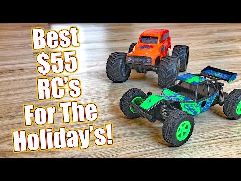 Only $55!! Best Cheap RC For Anyone! ECX Micro Roost Buggy & Rukus Monster Truck | RC Driver