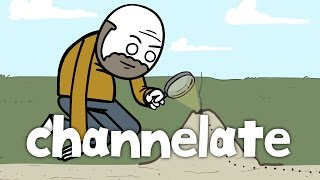 Explosm Presents: Channelate - Shortie Shorts 03