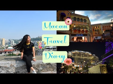 Macau | Travel Diary