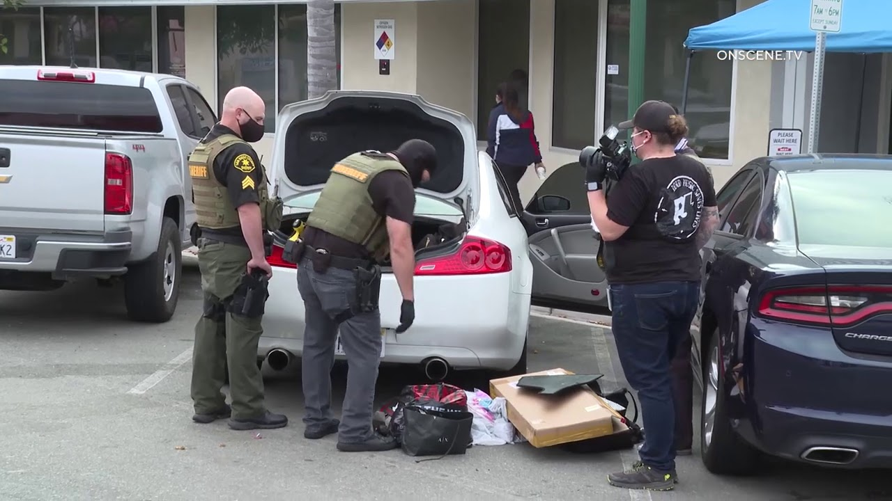 Gambling House Raided In National City