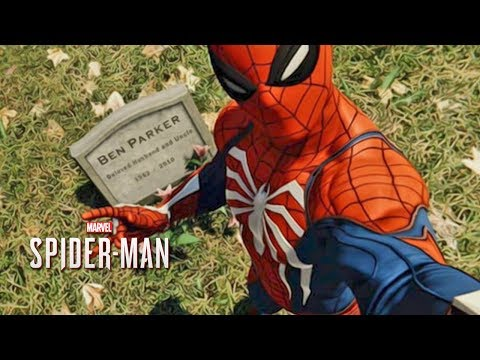SPIDER-MAN PS4 #29 | FUI VISITAR A CAMPA DO TIO BEN (4K/PORTUGUÊS)
