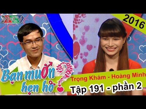 Cô giáo xinh đẹp hồi hộp đến quên lời bài hát ngày hẹn hò | Trọng Khảm - Hoàng T.Minh | BMHH 191