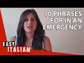 10 phrases for in an emergency - Easy Italian Basic Phrases (5)