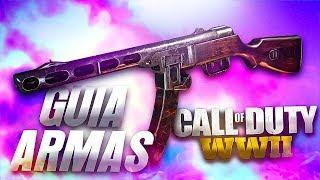 EL MEJOR SMG (PPSH-41)   GUIA DE ARMAS EN CALL OF DUTY: WW2