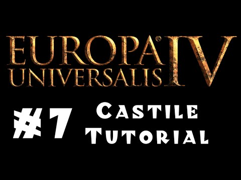 Europa Universalis 4 - Castile - Tutorial for Beginners! #7 - Ideas, Colonization, and Exploration