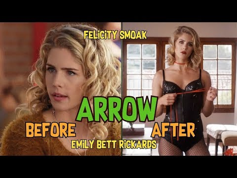 Arrow  Before and After 2017