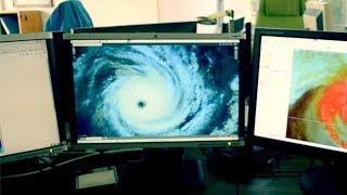 IDAI disséqué par les prévisionnistes cyclone du CMRS de la Réunion