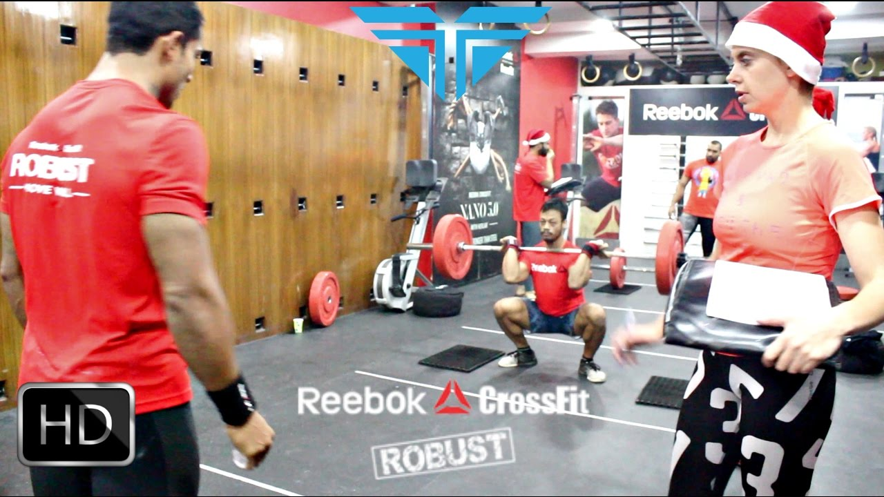 reebok crossfit robust