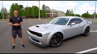 Is this 2020 Dodge Challenger Scat Pack Widebody the BEST Muscle Car for the PRICE?