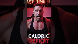 How To Build Muscle In A Deficit