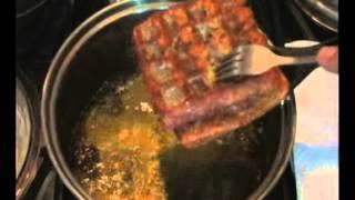 Origin of the Monte Cristo Sandwich