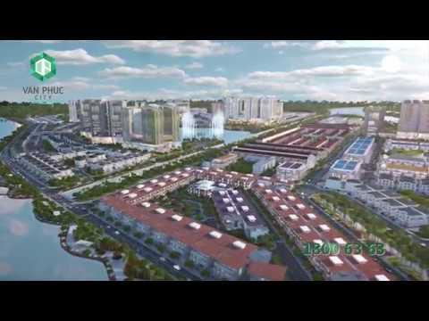 Những tiện ích vượt trội của Khu Đô Thị Vạn Phúc (Van Phuc City)