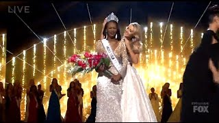 2016 Miss USA Crowned - Deshauna Barber (District of Columbia)