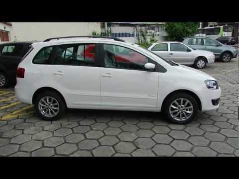 #1 Volkswagen SPACEFOX ITREND 1.6 8V Flex Full HD Informe Automotivo