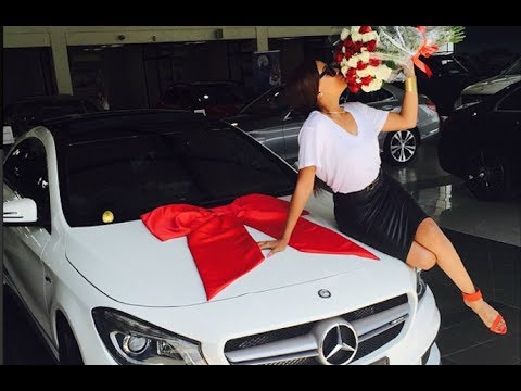 Top 10 SA Female CelebritiesWho Have Driven The Doppest Cars, Bonang, Nomzamo