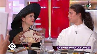 Au dîner avec Moha La Squale et Amélie Nothomb ! - C à Vous - 13/09/2018