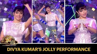 Divya Khosla Kumar's Jolly Performance | Umang 2020