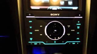 2013 Ford Fusion Titanium Ambient Lighting Demo