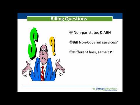 Toughest Chiropractic Billing, Coding, Documentation & Collections Questions Webinar!