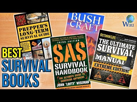 10 Best Survival Books 2017