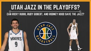 Utah jazz 2017-18 nba preview: can rudy gobert take the jazz to the playoffs?