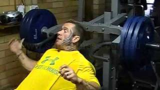 Lee Priest Training